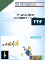 Prevencion de Accidentes y Caidas