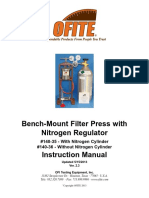 OFITE Filter Press With Nitrogen Cylinder 140-35