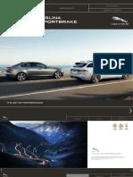 Jaguar XF Catalogo 1X2601810CCSBESES01P Tcm135 390119