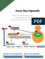 Sistem Imun Non-spesifik (1)