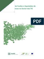 Manual de Fusões e Aq de Empresas No Sector Das TIC