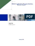 PATROL Application Program Interface