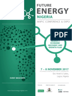 Programme Brochure FE Nigeria