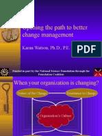 Change Mgmt Watson