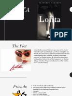 lolita powerpoint