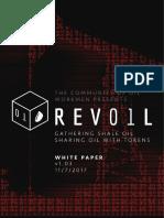 REVOIL WHITEPAPER