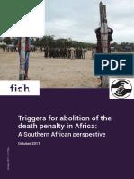 Death penalty in Africa