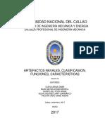 Artefactos Navales- InG NAVAL - Grupo 5
