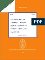Reglamento trabajo a bordo mercantes nacionales.pdf