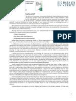 BDU DS0101EN Module 5 Reading