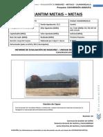 Informe de Madures Py Conversion Jarosita