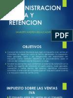 ADMINISTRACION DE IVA Y RETENCION.pptx
