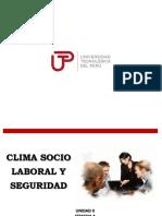 Clima Laboral y Seguridad