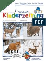 Die Kinderzeitung 2010-01-18