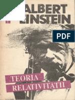 Albert Einstein-Teoria relativitatii-Humanitas (1992).pdf