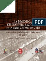 Biblioteca Instituto Nacional