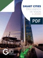 Smart Cities - Visión 2030 por GICI