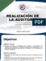 Proceso de Auditoria Normas ISO