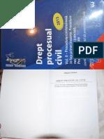 Tabarca- Drept Procesual Civil Vol II