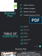 pkolino business plan analysis