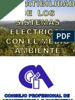 Compatibilidad de Instalaciones Eléctricas Con El Ambiente