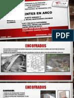 Puentes en Arco_encofrados