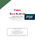 Tafsir Surat Al-A'Laa