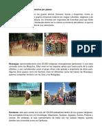 Grupos étnicos de Centroamérica por países.docx