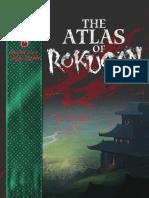 L5R - The Atlas of Rokugan
