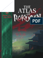 L5R - The Atlas of Rokugan
