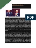 La Derecha en Brasil -Un Combate a Muerte Entre Sus Cabezas. Danilo Assis Clímaco