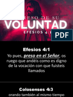 Preso de Su Voluntad