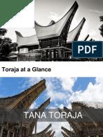 Toraja Presentation by Lily Amelia Salurapa