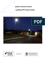 Street Lighting Technical Guide
