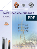 20170522 Overhead Conductors