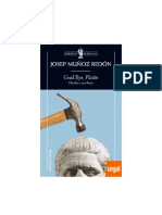 Muñoz Redón Josep - Good Bye, Platón