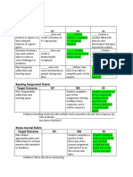 fernanda rubrics for health slc high school