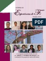 Coletânea de Experiências de Fé - 2010 02 - 02 Fevereiro 2010