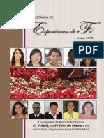 Coletânea de Experiências de Fé - 2010 03 - 03 Março 2010