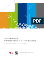 Manual Para Audiencia Pública de STP