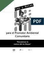 Manual Promotor rio