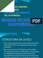 Modulos de Control Electronicos Cerebros