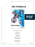 1316 Middle Childhood Guide