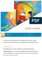 Carta e Email