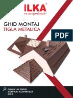 Ghid Montaj Tigla Metalica