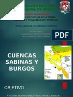 Cuencas Sabinas y Burgos