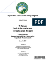 T Range Soil n Groundwater