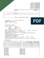 E01T012A Note de Calcul