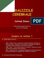 CURS 05.2-Paraliziile Cerebrale
