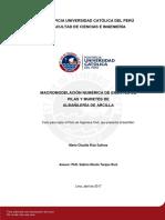 Ruiz Maria Macromodelacion Pilas Muretes Albañileria